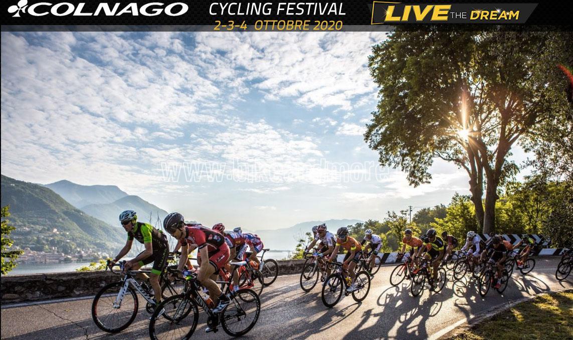 Colnago Cycling Festival nuova apertura con Endu! | BikeAndMore Bolzano